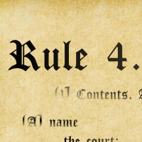 Rule 4. Summons (a) CONTENTS; AMENDMENTS. (1) Contents. A summons must: (A) name the court and the parties; (B) be directed to the defendant; (C) state the name and address of the plaintiff's attorney or—if unrepresented—of the plaintiff; (D) state the time within which the defendant must appear and defend; (E) notify the defendant that a failure to appear and defend will result in a default judgment against the defendant for the relief demanded in the complaint; (F) be signed by the clerk; and (G) bear the court's seal. (2) Amendments. The court may permit a summons to be amended